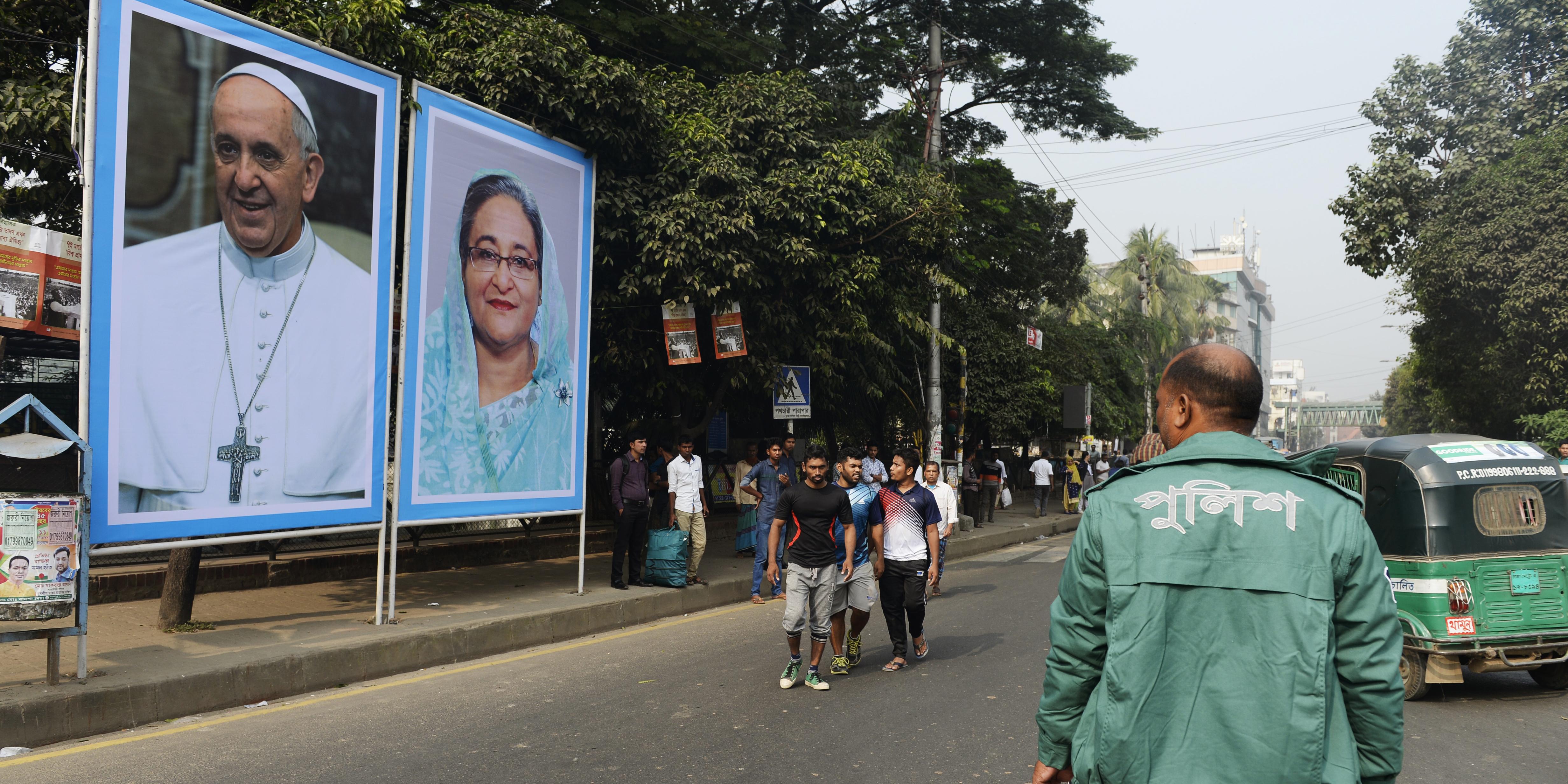 POPE BANGLADESH