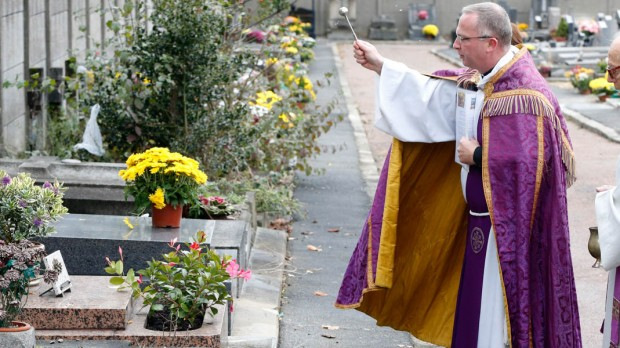 BLESSING OF THE CEMETERY