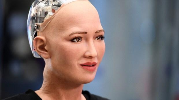 Saphia Robot