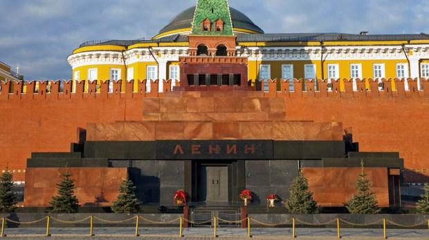 Mausoleum Lenin