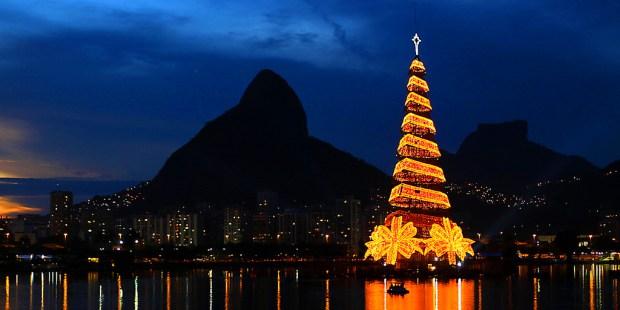 Rio Christmas Tree
