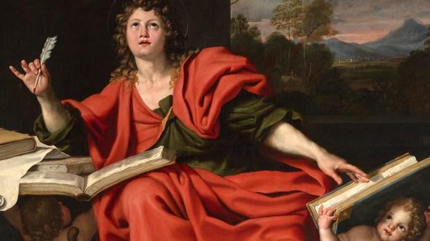 ST JOHN THE APOSTLE