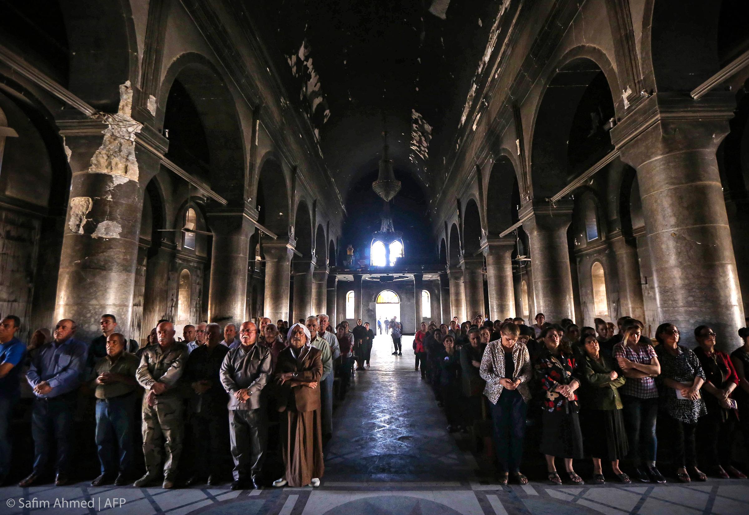 IRAQ,CHRISTIANS