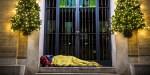Homeless Vatican
