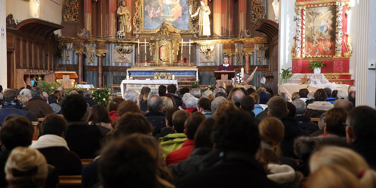 Holy Mass Christmas
