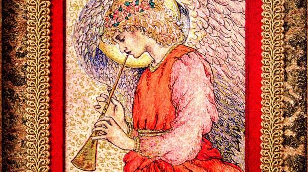 CHRISTMAS SONG ANGEL