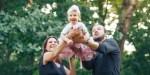 FAMILY HAPPY