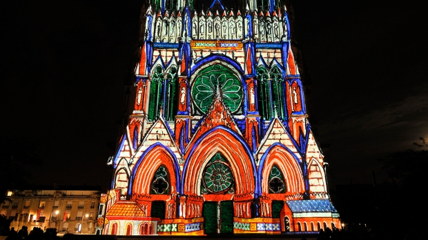 Notre Dame Cathedral Reims