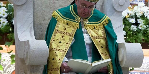 POPE READING