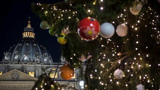 Christmas Tree Vatican