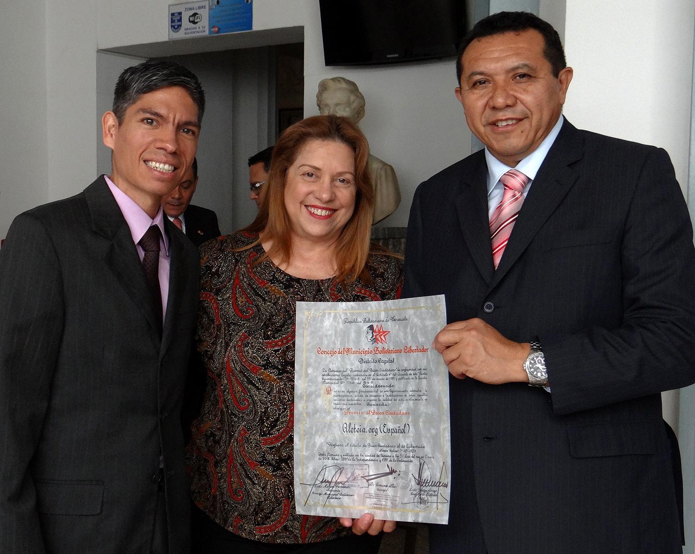 ALETEIA Recibe Premio Buen Ciudadano 2018 el Concejo Municipal de Caracas Fotos Marco Antonio Pérez Jiménez (11)