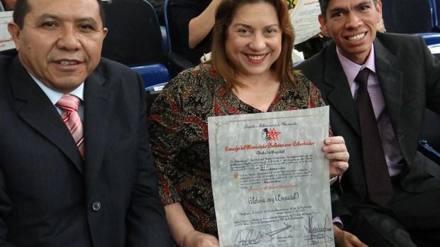 ALETEIA Recibe Premio Buen Ciudadano 2018 el Concejo Municipal de Caracas Fotos Marco Antonio Pérez Jiménez (12)