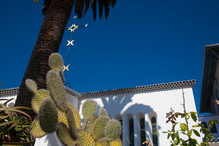 Chappelle Matisse à Vence