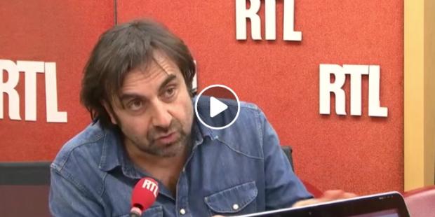 Capture écran RTL