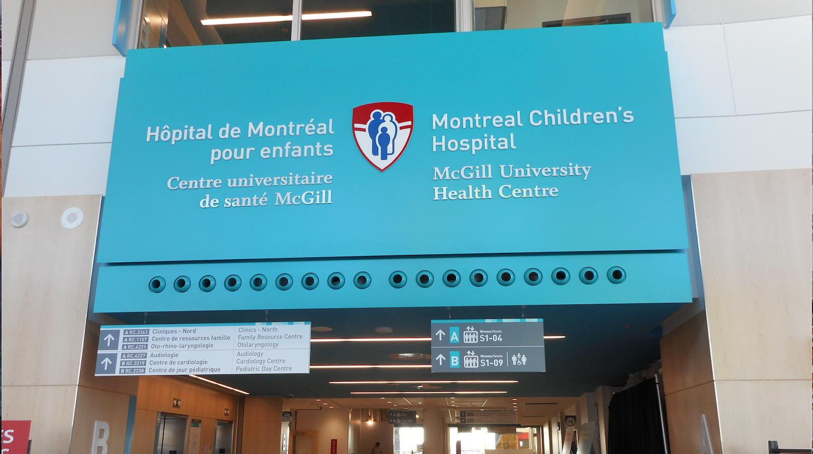Hôpital pour enfants de Montréal