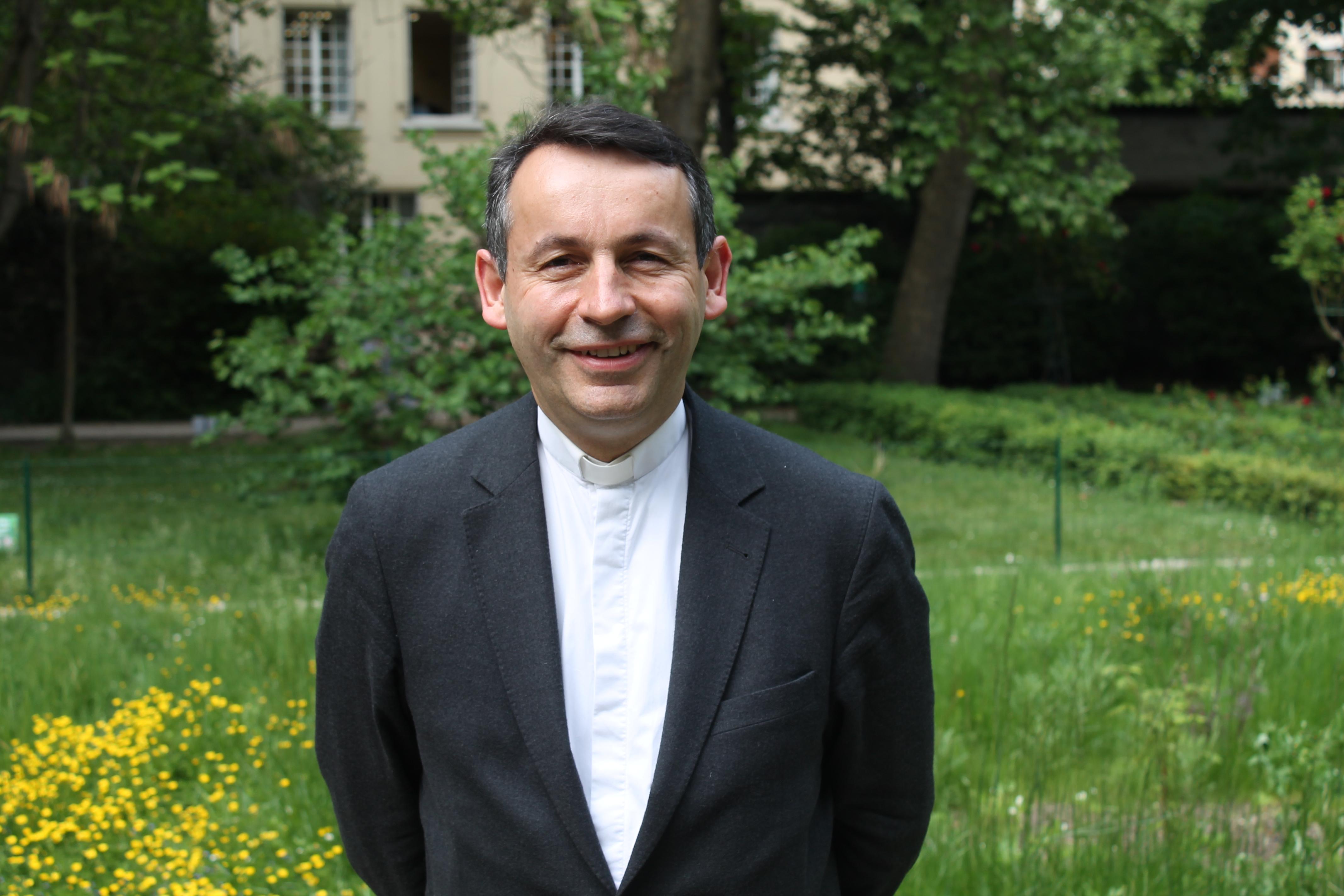 Luc Forestier oratoire oecuménique