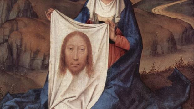 SAINT VERONICA HOLY FACE JESUS