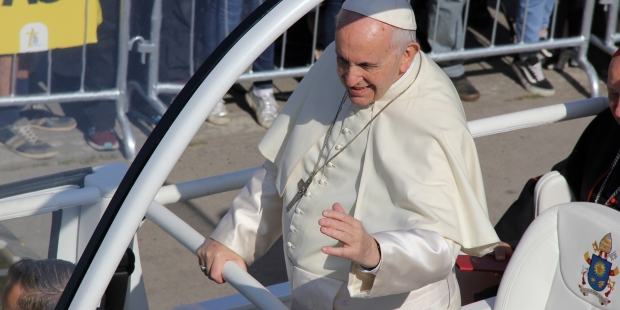 POPE FRANCIS,CHILE