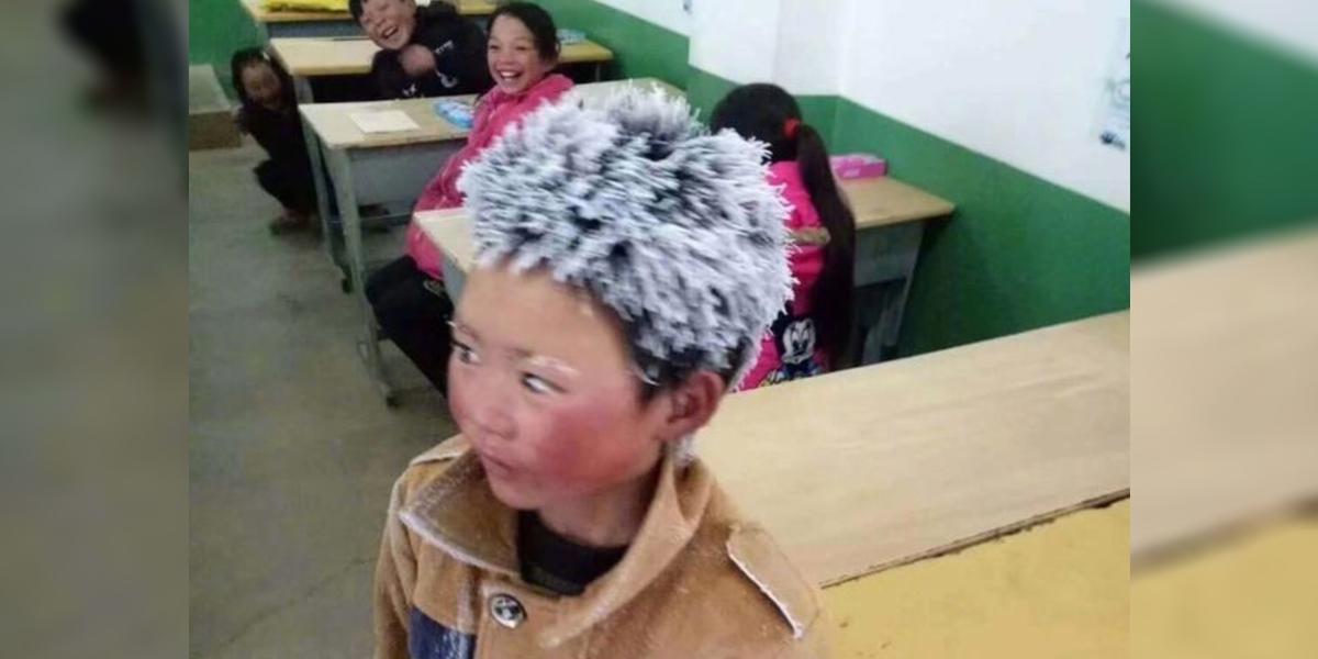 Wang Fuman - ice child
