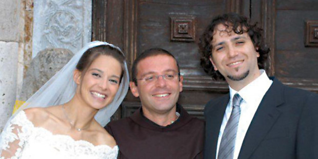 Chiara and Enrico Corbella