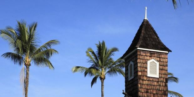 CHURCH HAWAII