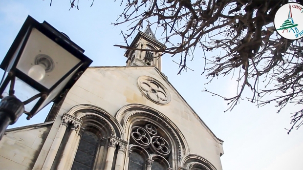 MARONITE CHURCH FRANCE ISSY