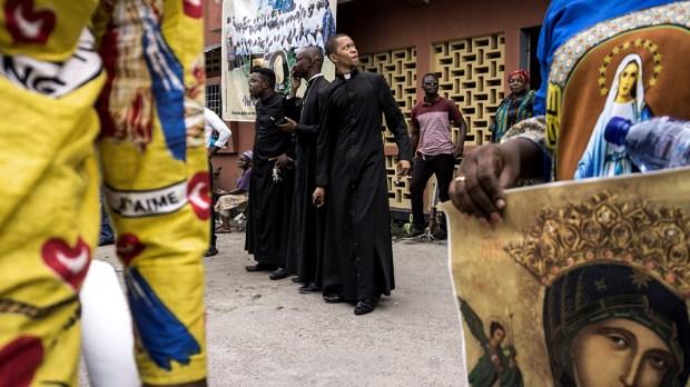 Protest Kinshasa