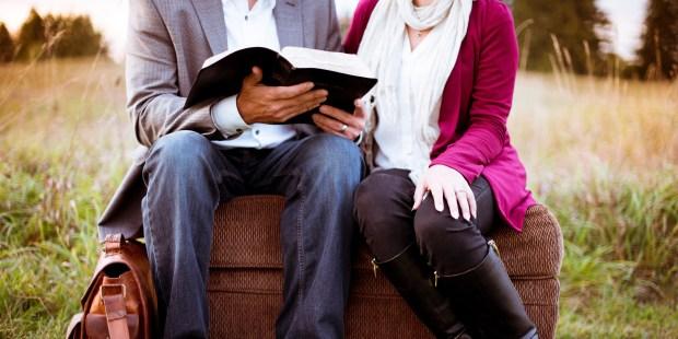 COUPLE BIBLE