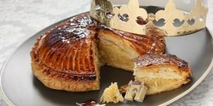 Galette des rois - king cake