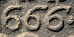 NUMBER 666 DEVIL