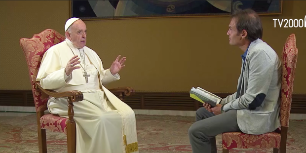 pope francis interview
