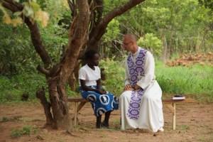 MISJONARZ W ZAMBII