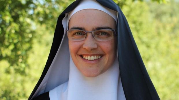 Soeur Marie Magdeleine journée de la vie consacrée