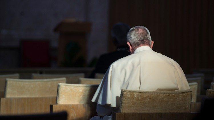 Papa Francisco exercicios espirituais 2018