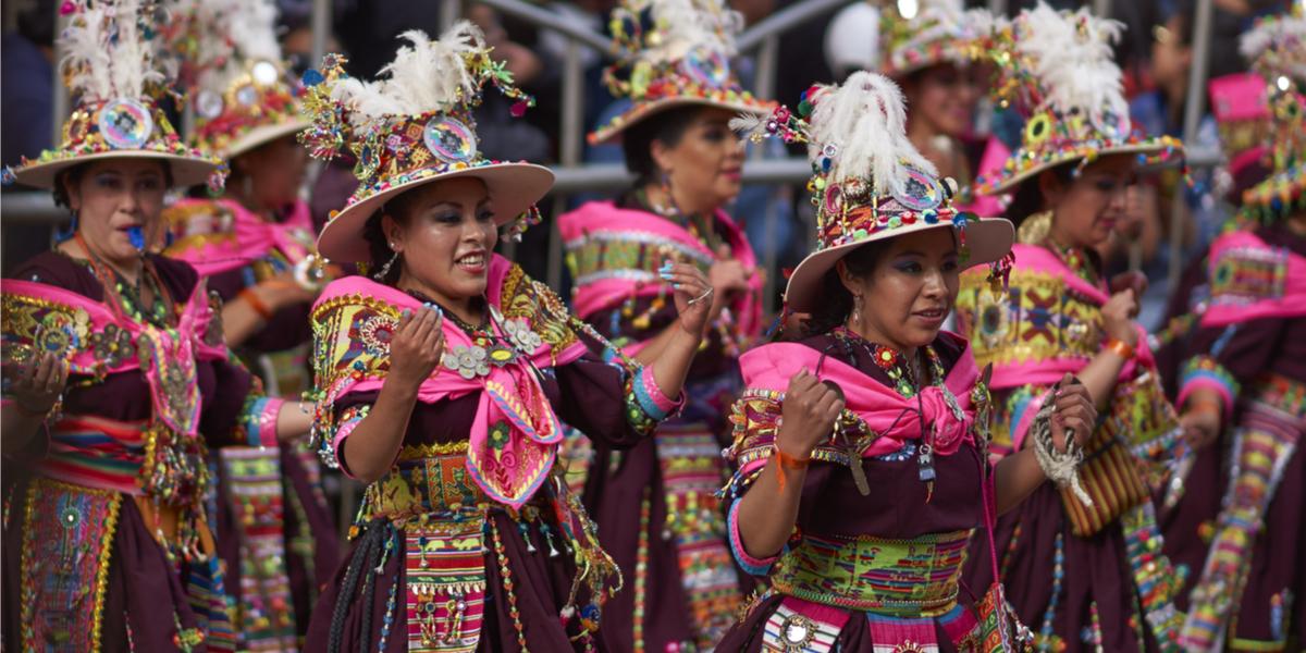 Carnaval Bolivie