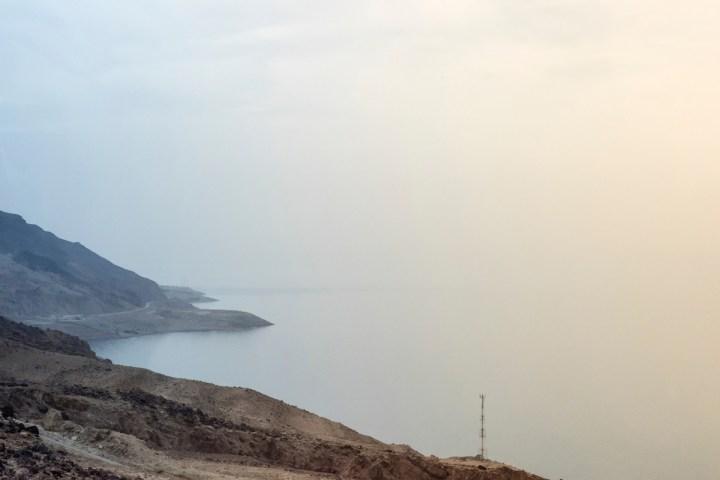 DEAD SEA,MACHAERUS