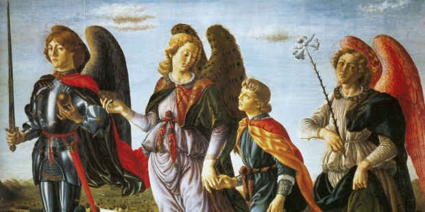 THREE ARCHANGELS