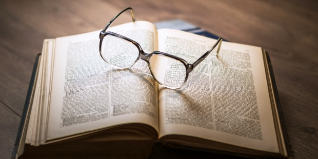 BIBLE GLASSES