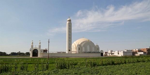 Church built to honour beheaded Copts