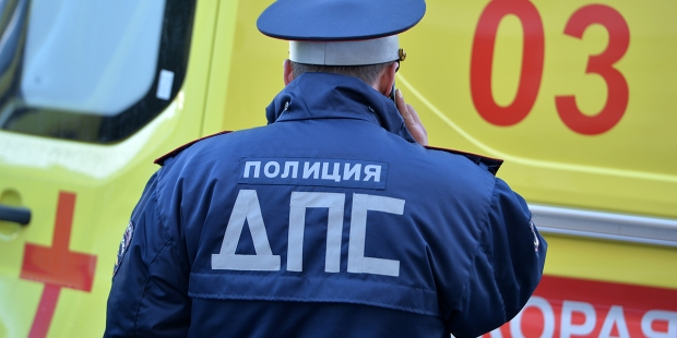 POLICE AMBULANCE