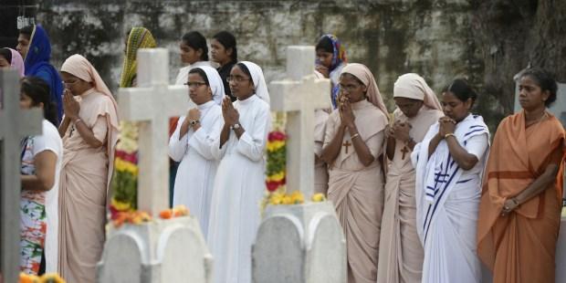 india nuns