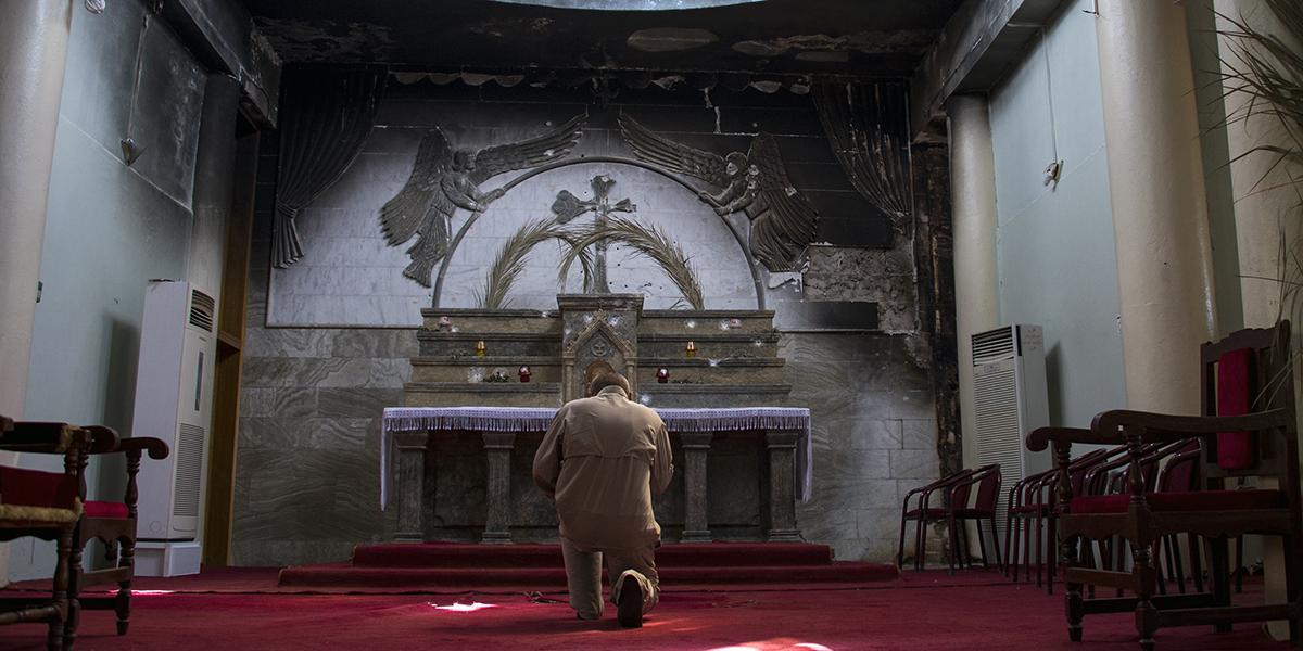IRAQ-CONFLICT-MOSUL-CHRISTIANS