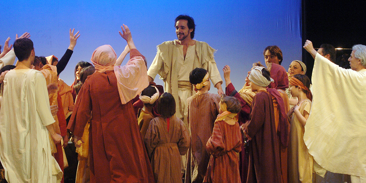 PASSION OF CHRIST THEATER