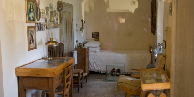 Padre Pio's Cell