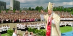 POLAND SAINT POPE JOHN PAUL II HOLY MASS
