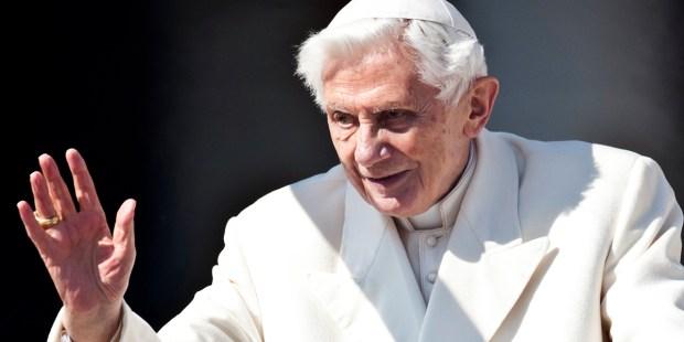 BENEDICTUS XVI