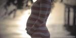PREGNANT WOMAN ALONE