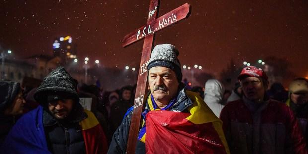 ROMANIA CORRUPTION