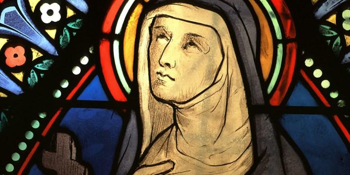 ST. CATHERINE DE SIENNE