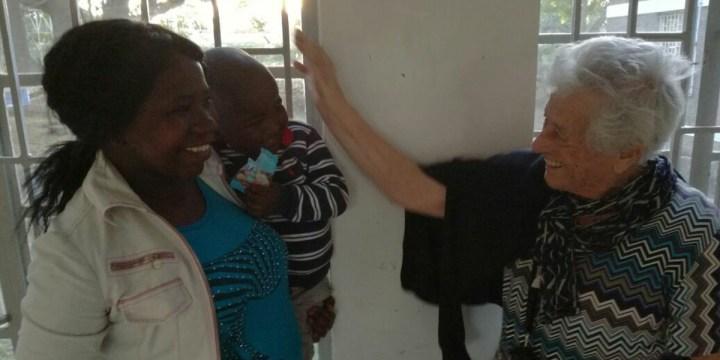GRANDMA IRMA,KENYA,MISSION